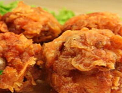 沙月韩式炸鸡图4