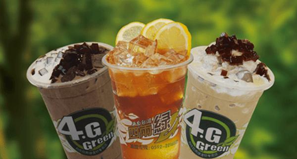 四两绿茶饮饮品品牌介绍图1