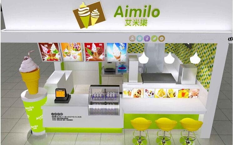 艾米乐冰淇淋品牌介绍