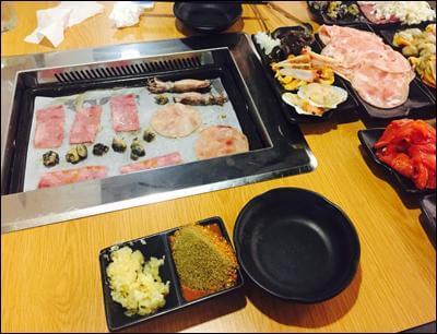 韩鼎轩自助餐图4