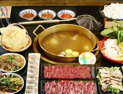 最牛喜事潮汕鲜牛肉火锅图2