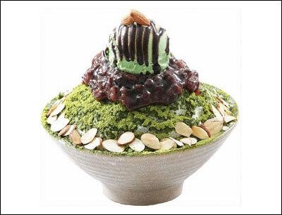 韩国雪冰甜品图4