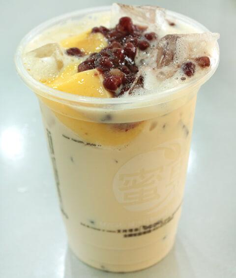 蜜菓奶茶图2