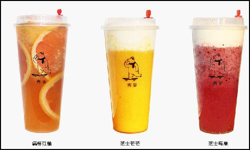 麦茶饮品品牌介绍