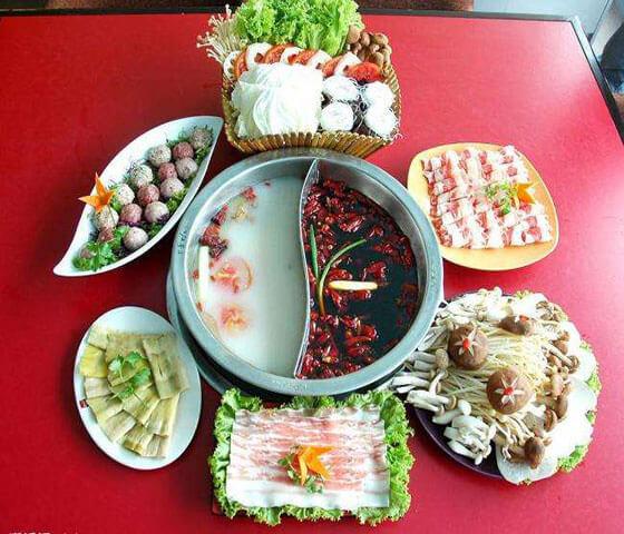 渝香居重庆火锅图1