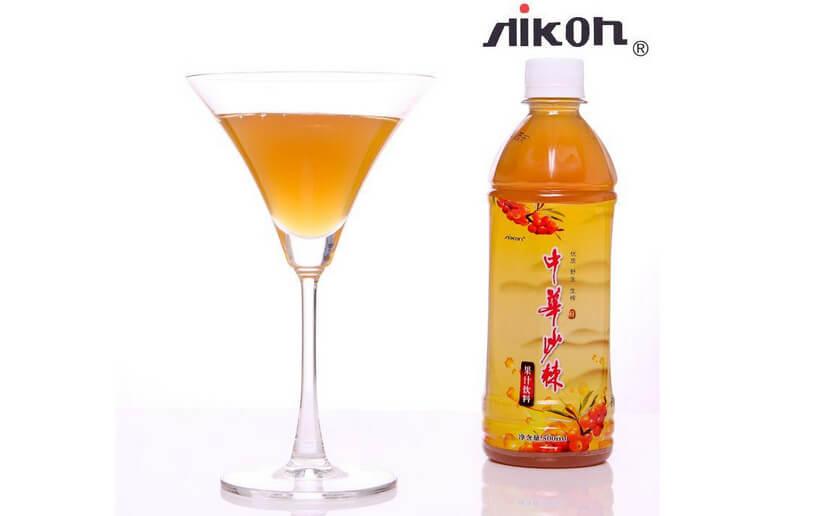 中华沙棘果汁饮品品牌介绍图1