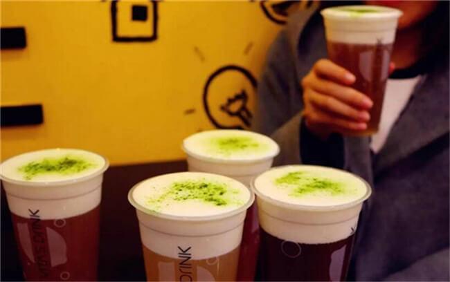 优优奶茶品牌介绍