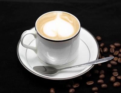 金比卡咖啡奶茶图1