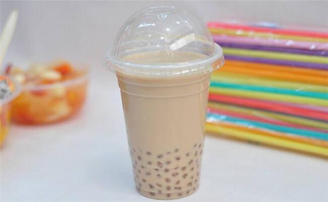 哈姆特港式鲜茶饮饮品品牌介绍图1