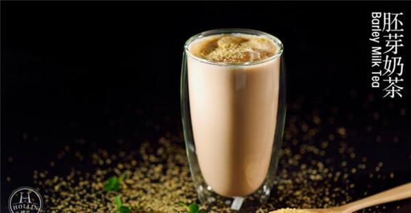hollin赫里奶茶加盟流程