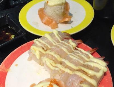 井上回转寿司自助餐图2