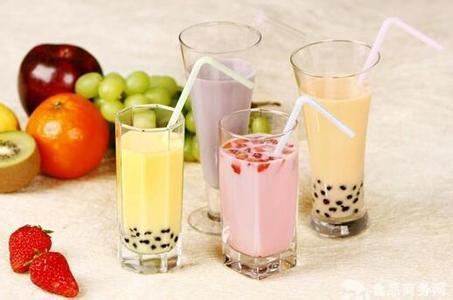 优蜜时光茶饮饮品品牌介绍图1