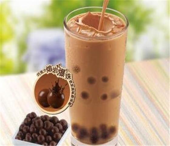 补给线奶茶图3