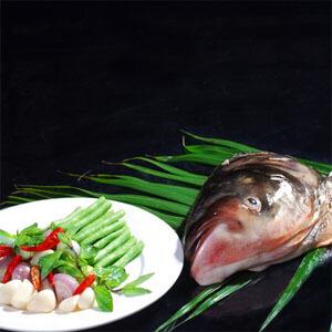 辣三疯美蛙鱼头火锅图5
