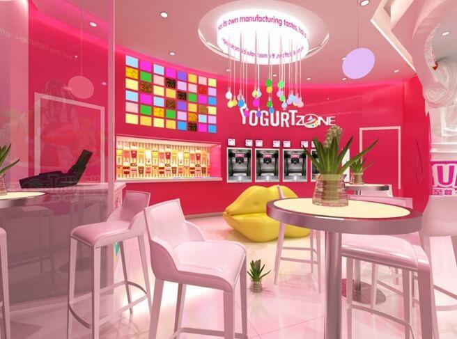 优格至尊冰淇淋品牌介绍图1
