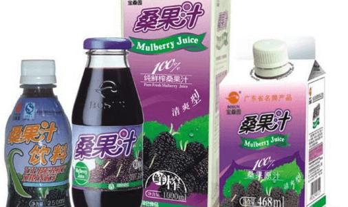 宝桑园桑果汁饮品品牌介绍图1