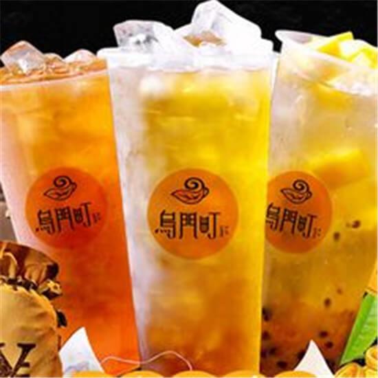 乌门町茶饮饮品品牌介绍图1