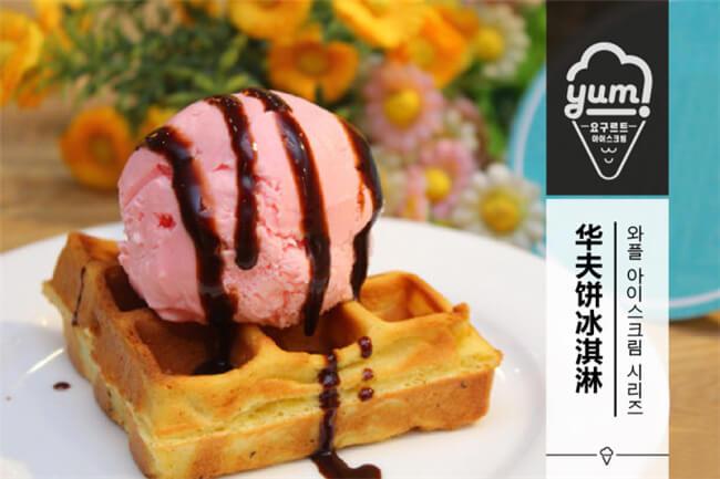 YUM酸奶冰淇淋加盟支持