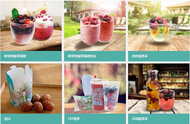 莓兽饮品品牌介绍图3