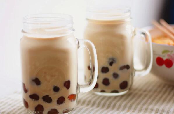 快派美珍珠奶茶加盟优势