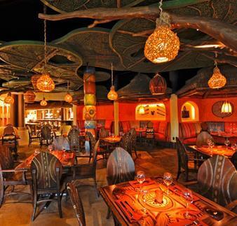 蘑菇餐厅图3