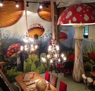 蘑菇餐厅图4