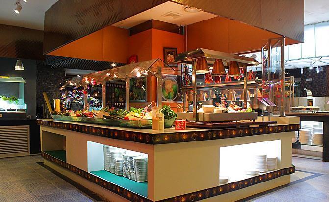 大堡礁自助餐厅品牌介绍图1