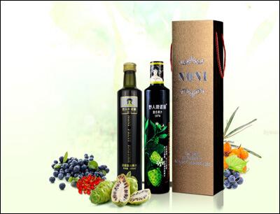 野人牌诺丽复合果汁饮品图5