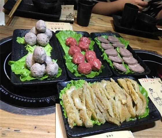 潮汕海鲜火锅图2