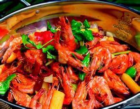 格尔木干锅虾