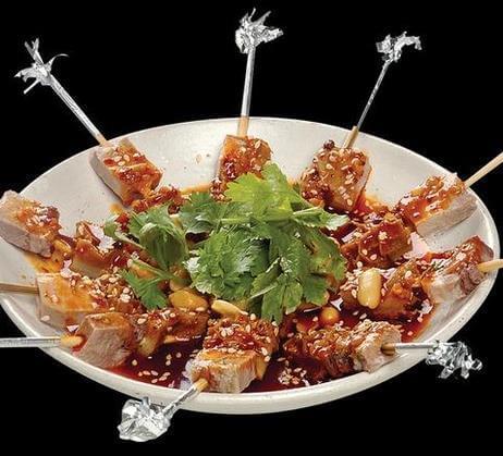 西蜀印象砂锅串串香
