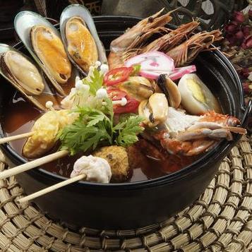 西蜀印象砂锅串串香图3