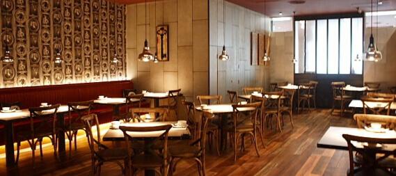 恋恋玛雅西餐厅品牌介绍图2