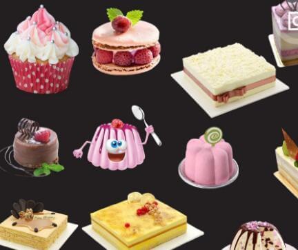 糖妃甜品图2