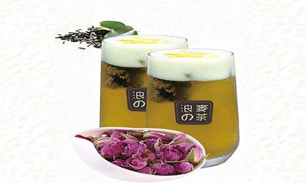 浪麦的茶饮品加盟详情2
