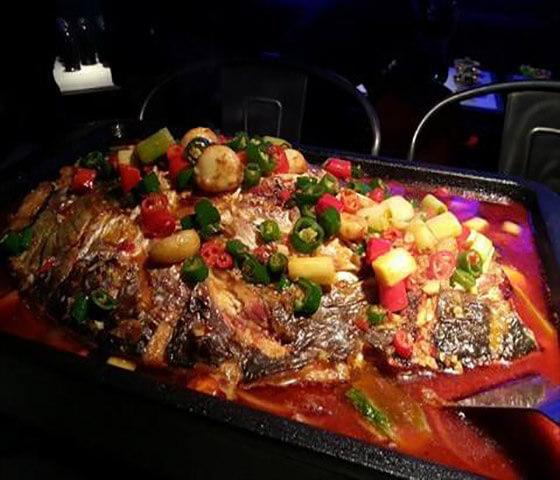 加勒比烤鱼图1
