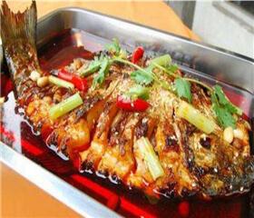 十里桃林烤鱼图4