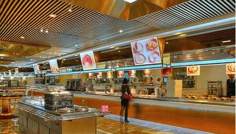 金库悠拉自助餐品牌介绍图1