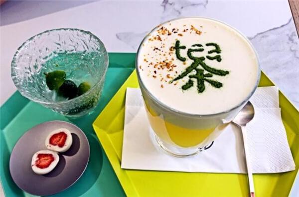 tea funny泡茶店饮品加盟条件