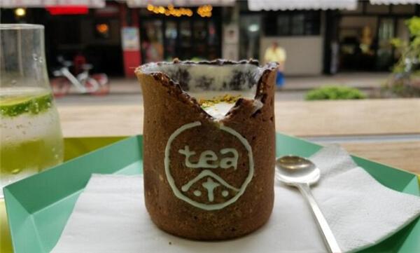 tea funny泡茶店饮品加盟流程