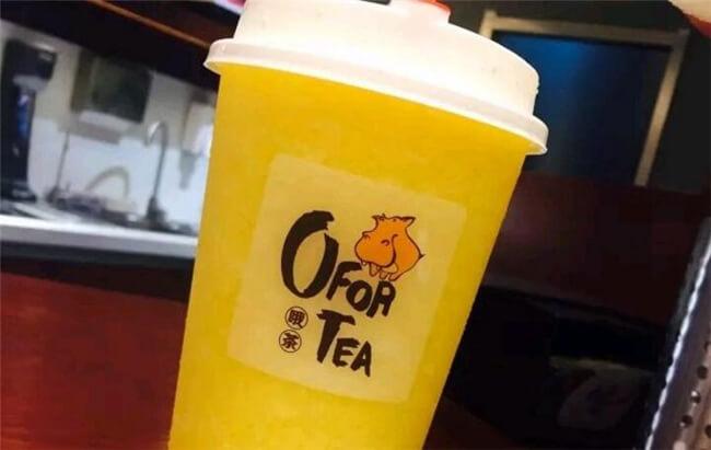 哦茶饮品加盟优势