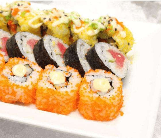 樱の花寿司图3