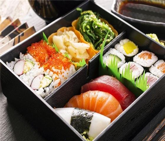 樱の花寿司图4