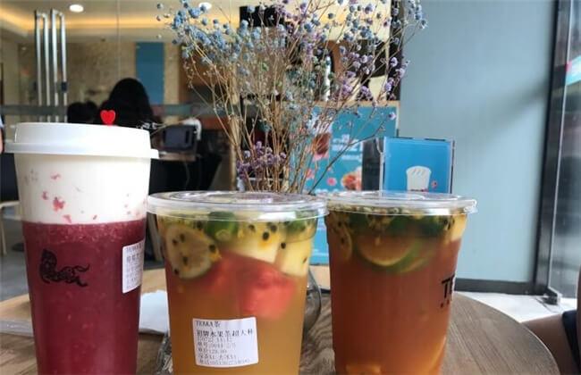 TEAKA茶咖饮品加盟支持