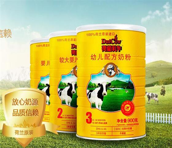 荷兰乳牛饮品图2