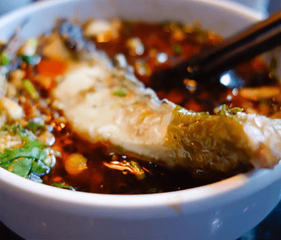 余味儿斑鱼火锅图4