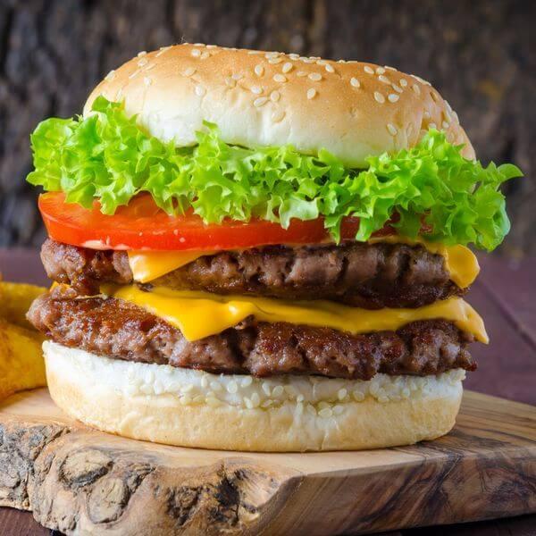 味加味汉堡图3