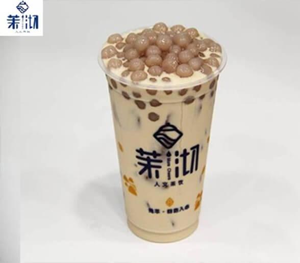 茉沏奶茶图1