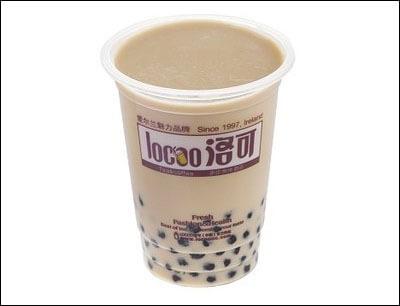 洛可奶茶饮品图1