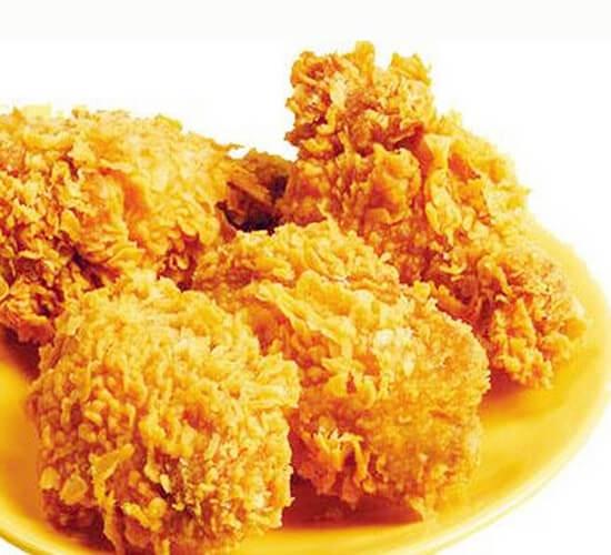 鸡骑士炸鸡图1